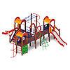 Детский игровой комплекс «Дворик детства» ДИК 2.01.4.02 H=1200, фото 2