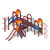 Детский игровой комплекс «Дворик детства» ДИК 2.01.4.02 H=1200, фото 3