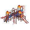 Детский игровой комплекс «Дворик детства» ДИК 2.01.4.02 H=1200, фото 4