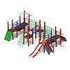 Детский игровой комплекс «Спорт» ДИК 2.06.01 H=1200, фото 2