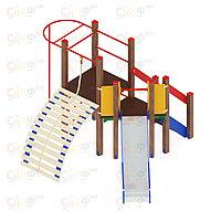 Детский игровой комплекс «Спорт» ДИК 602 H=900