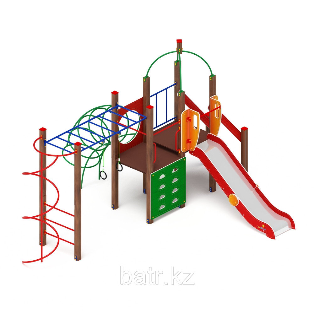Детский игровой комплекс «Навина» ДИК 2.09.02 H=1200