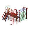 Детский игровой комплекс «Навина» ДИК 2.09.04 H=1200, фото 3