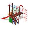 Детский игровой комплекс «Навина» ДИК 2.09.04 H=1200, фото 4