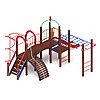 Детский игровой комплекс «Навина» ДИК 2.09.05 H=1200, фото 3