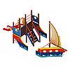 Детский игровой комплекс «Парусники» ДИК 2.03.3.01 H=1200, фото 2