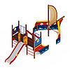 Детский игровой комплекс «Парусники» ДИК 2.03.3.01 H=1200, фото 3