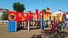 Детский игровой комплекс «Пароход» ДИК 2.03.3.05 H=1200 H=1500 H=2000, фото 8