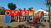 Детский игровой комплекс «Пароход» ДИК 2.03.3.05 H=1200 H=1500 H=2000, фото 9