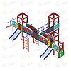 Детский игровой комплекс «Королевство» ДИК 1.15.05 H=750, фото 2