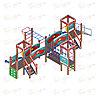 Детский игровой комплекс «Королевство» ДИК 1.15.05 H=750, фото 3