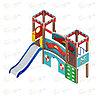Детский игровой комплекс «Королевство» ДИК 1.15.06 H=900, фото 2