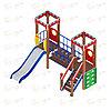 Детский игровой комплекс «Королевство» ДИК 1.15.07 H=900, фото 2