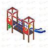Детский игровой комплекс «Королевство» ДИК 1.15.07 H=900, фото 3