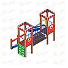 Детский игровой комплекс «Королевство» ДИК 1.15.07 H=900, фото 4
