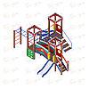 Детский игровой комплекс «Королевство» ДИК 1.15.08 H=750, фото 2