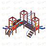 Детский игровой комплекс «Королевство» ДИК 1.15.08 H=750, фото 3