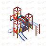 Детский игровой комплекс «Королевство» ДИК 1.15.08 H=750, фото 4