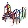 Детский игровой комплекс «Волшебный город» ДИК 2.19.05 H=1500, фото 2