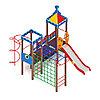 Детский игровой комплекс «Волшебный город» ДИК 2.19.05 H=1500, фото 4