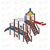 Детский игровой комплекс «Морской» ДИК 2.17.03 H=1500, фото 3
