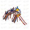 Детский игровой комплекс «Морской» ДИК 2.17.03 H=1500, фото 4