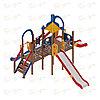 Детский игровой комплекс «Морской» ДИК 2.17.04 H=900 H=1200 H=1500, фото 3