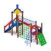 Детский игровой комплекс «Морской» ДИК 2.17.09 H=1500, фото 3