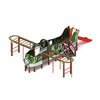 Детский игровой комплекс «Аэроплан» ДИК 1.03.4.01