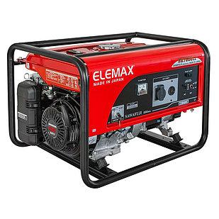 Генератор бензиновый ELEMAX Honda SH 7600 EX-R (6.5 КВА)