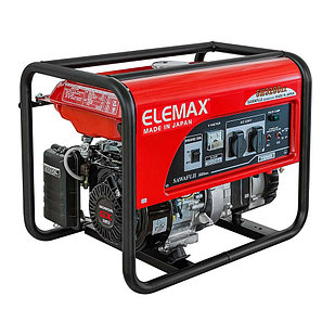 Генератор бензиновый ELEMAX Honda SH 3200 EX-R (2.6 КВА)