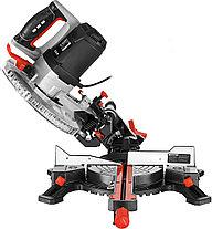 Пила торцовочная ЗУБР ЗПТ-255-1800 ПЛ, МАСТЕР, 255 мм, 1800 Вт, 5000 об/мин, с протяжкой, лазер, фото 3