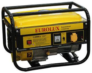 Бензиновые генераторы EUROLUX