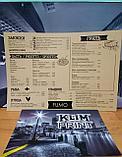 Изготовление меню на бумаге Сирио для кафе, фото 3