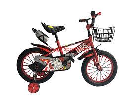 Велосипеды детские для мальчиков и девочек 16 размеры