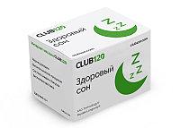 """CLUB120, Комплекс """"Здоровый сон"""" для улучшения качества сна, выработка собственного мелатонина - курс 60 дней"""