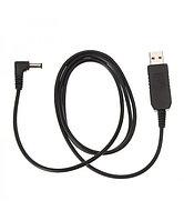USB адаптер для зарядки раций Baofeng UV-5R, Kenwood TK-F8