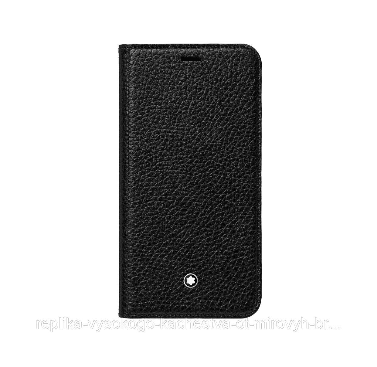 Чехол MontBlanc на IPhone XS