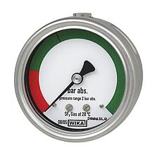 Монитор плотности газа Модель GDI-063