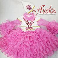 Национальное платье для девочек