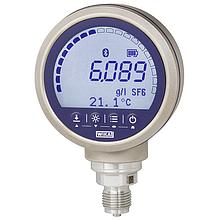 Высокоточный цифровой индикатор плотности газа Модель GDI-100-D