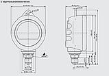 Высокоточный цифровой индикатор плотности газа Модель GDI-100-D, фото 3