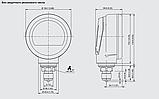 Высокоточный цифровой индикатор плотности газа Модель GDI-100-D, фото 2