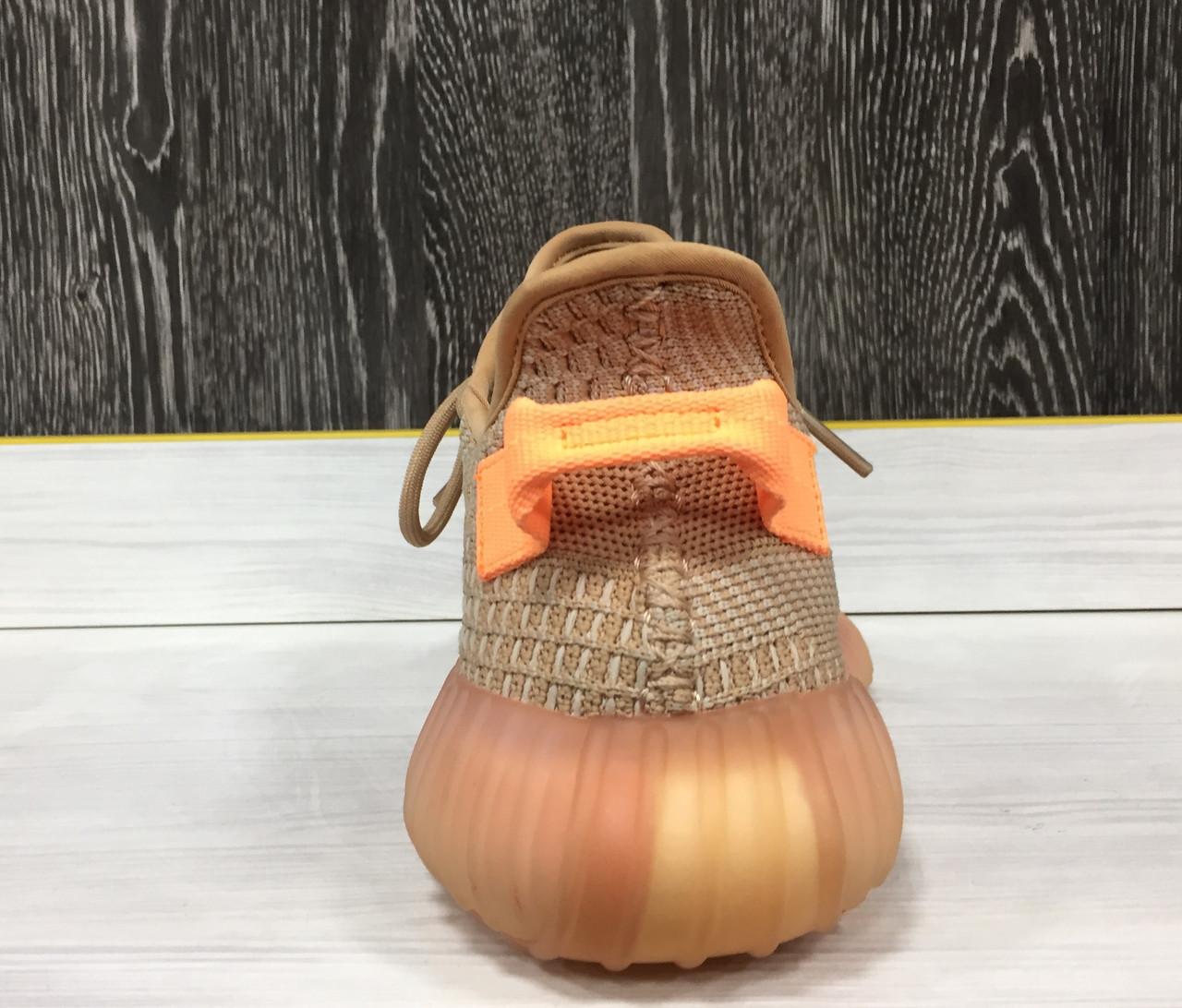 Кроссовки Adidas Yeezy Boost 350 V2 Clay (43 размер) - фото 2