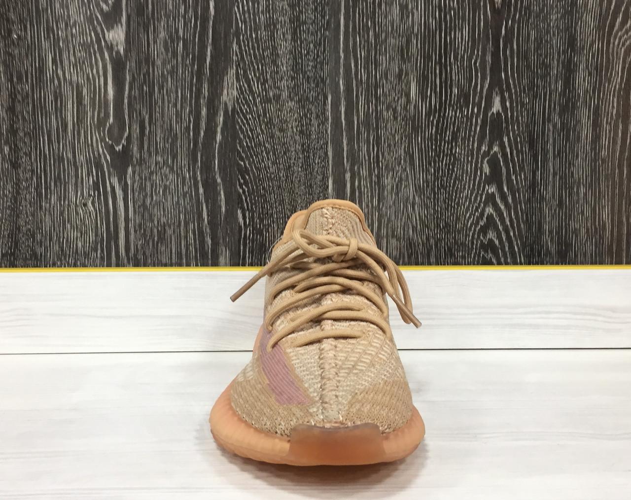 Кроссовки Adidas Yeezy Boost 350 V2 Clay (43 размер) - фото 5
