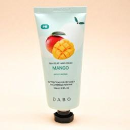 Крем для рук Dabo Skin Relief Hand Cream 100 ml. (MANGO)