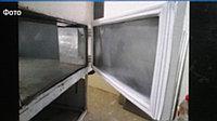 Магнитный уплотнитель для витринного холодильника, размер 29х59 см