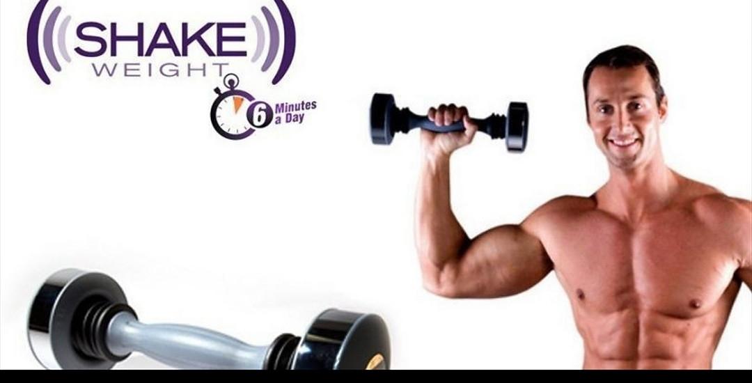 Вибро гантель Shake Weight (Шейк Уэйт)
