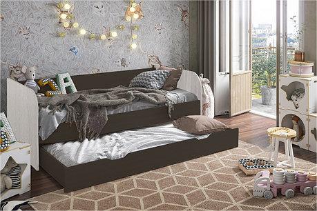 Кровать трансформер Балли, Венге/Анкор, Стендмебель (Россия), фото 2