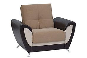 Комплект мягкой мебели Сиеста 3, Коричневый, АСМ(Россия), фото 2